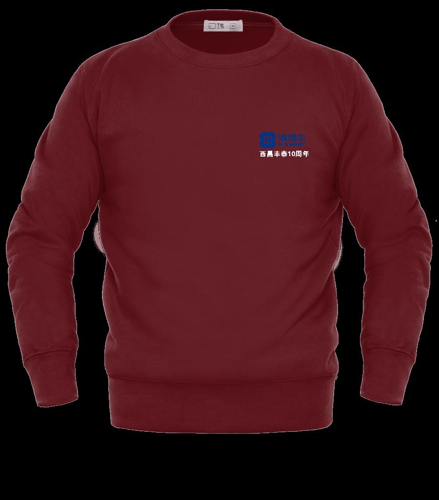 企业周年庆文化衫 公司年会文化衫也可以设计的这样时尚!
