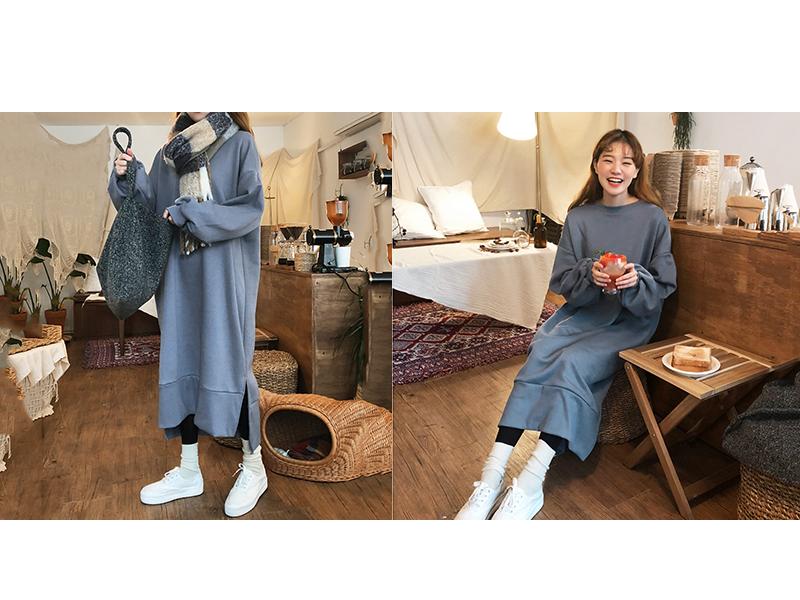 卫衣裙搭配技巧和不同款式的选择小技巧!