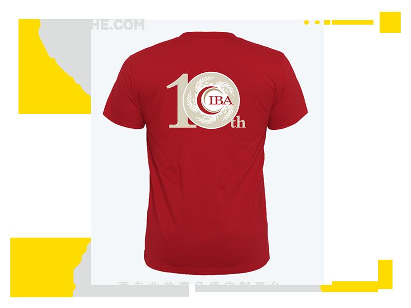 十年聚会文化衫设计图案素材
